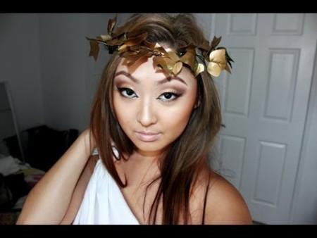 Greek Goddess Halloween Makeup Halloween Makeup Greek Goddess