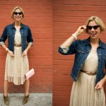 How to match clothes for a vintage look always in fashion