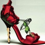 Women's shoes: the latest trends for fall and winter 2012