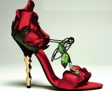 Red sole latest 2012 women shoes