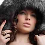 Amazing fur coats