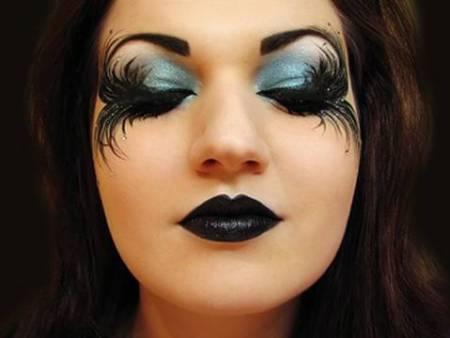 Fantasy Halloween Face Makeup Fantasy Makeup For Halloween