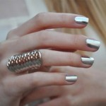 Colored nails 2012, for a trendy style to copy