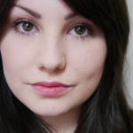 Soft makeup for pale skin