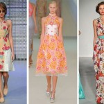 Straight from the catwalk: Fashion Trends for Spring & Summer 2013