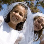 How to create a First Communion dress