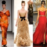 The most glamorous fashion for Christmas 2012