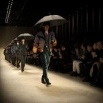 Iceberg Milan Fashion Week Autumn-Winter 2013-2014 with its collection inspired by the 80s