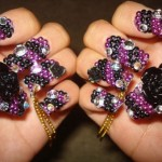How to get the piercing nails