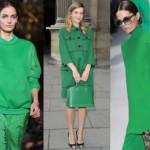 Emerald: fashion color of 2013