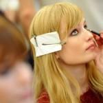 Milan fashion shows