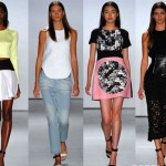 Fashion Week in New York: fashion trends autumn winter 2013 2014