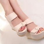 Sandals: back in vogue