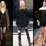 Trends from Fashion Week in Paris