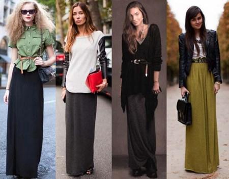 long-skirt