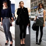 How to match the shoes to the pants