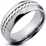 Silver jewelery for men