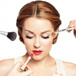 How to create a makeup multicolor