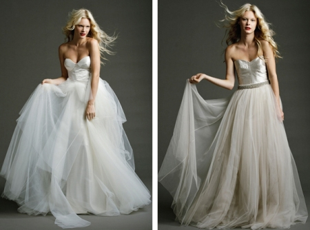 How to choose the wedding dresses