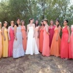 How to choose the best colors for bridesmaid dress