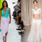 Long skirts for summer 2013