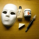 How to make a latex mask