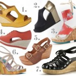Wedges summer 2013 for all tastes