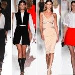 New York Fashion Week: Trends make up S / S 2014
