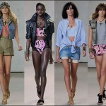 Fashion trends Spring / Summer 2014 from Milan Fashion Week