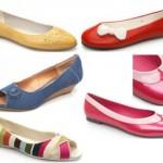 Trends flat shoes autumn winter 2013/2014