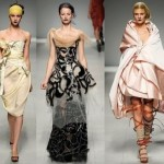 Report trends: the Paris Fashion for Spring / Summer 2014