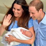 Mom Kate, beautiful, chooses McQueen for the baptism of Royal Baby