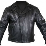 A leather jacket for life
