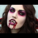 How to create a sexy vampire look for Halloween