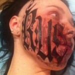 How not to spoil a tattoo