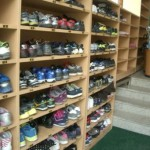 Where to store your shoes