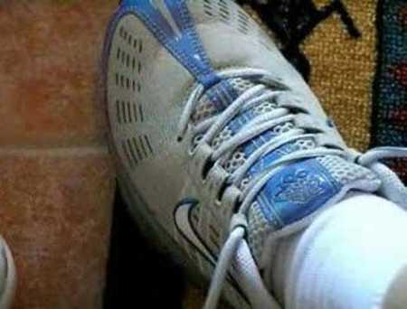 tie-shoes