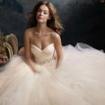 Which neckline to choose the wedding dress