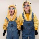 Carnival costumes for children DIY