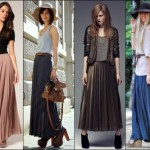 What To Wear With Maxi Skirt