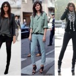 How to create a radical chic look