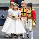 How to organize the wedding procession with the bridesmaids and pageboys
