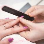 How to save a broken fingernail