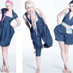 Trends spring and summer 2014 denim fashion