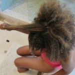 How to wash your curly hair