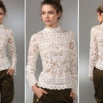 How to match a lace shirt