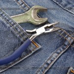 Making an impact wrench on Jeans