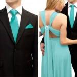 How to match a blue dress