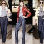 How to wear jeans with a high waist