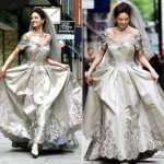 How to choose the wedding dress according to physical